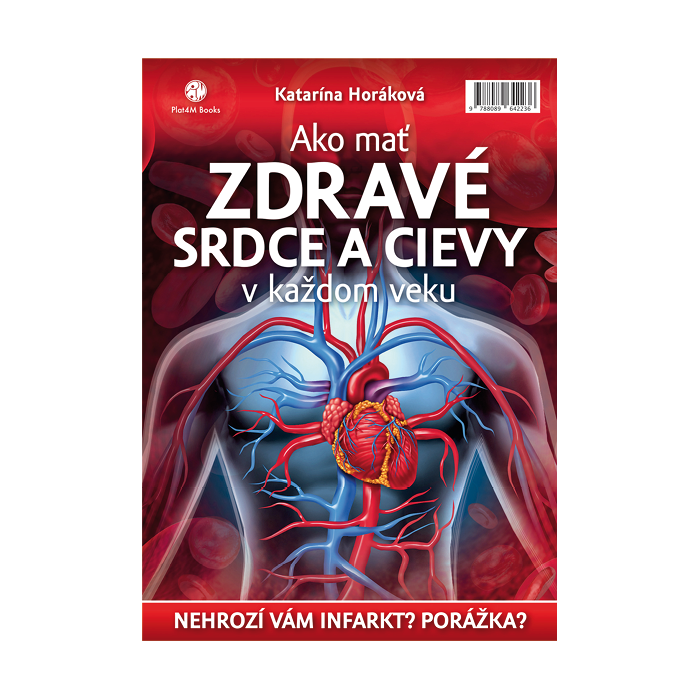 kniha zdrave srdce a cievy